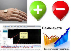 Какие выгоды несут инвестиции в ПАММ-счета? Часть 3